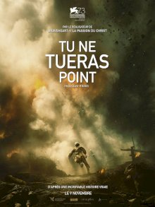 Tu ne tueras point - l'affiche du film