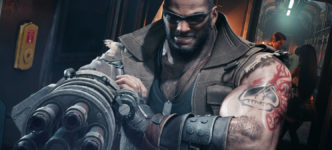 Final Fantasy VII Remake - Barret