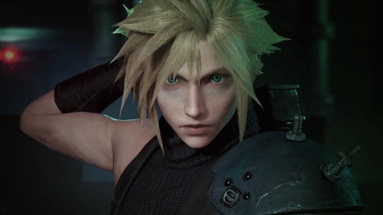 Final Fantasy VII Remake - Cloud