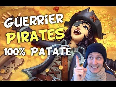 Guerrier Pirates