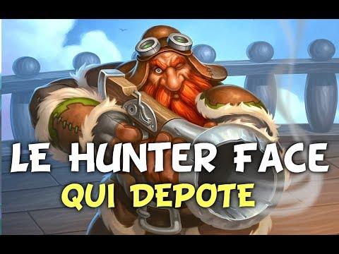 Le Hunter Face qui dépote
