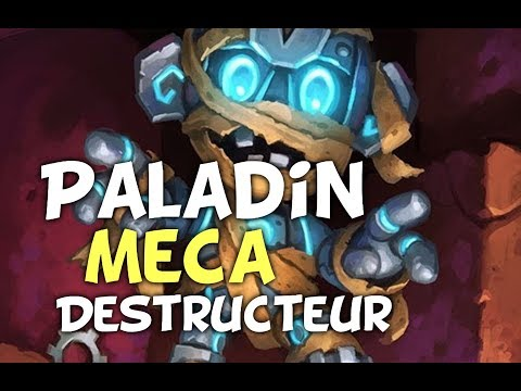 Paladin Méca destructeur