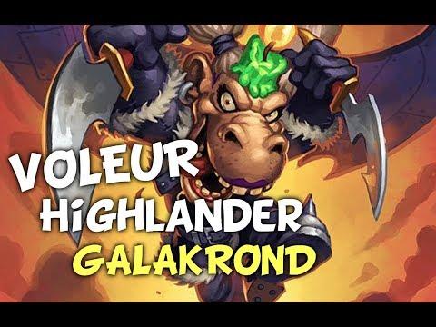 Voleur Highlander Galakrond
