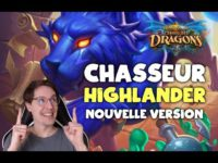Chassuer highlander nouvelle version