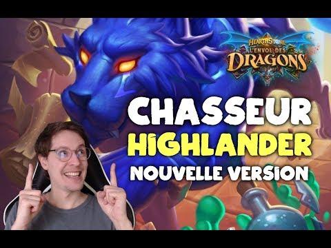 Chassuer highlander nouvelle version