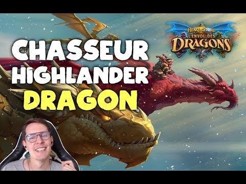 Chasseur Highlander Dragon top méta