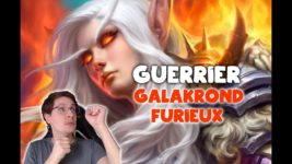 Guerrier Galakrond furieux