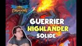Guerrier Highlander