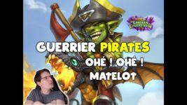 Guerrier Pirates