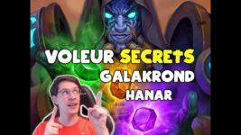 Voleur Secrets Galakrond