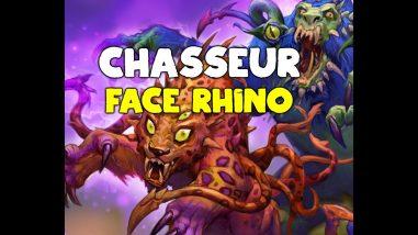 Chasseur Face Rhino Fonceur