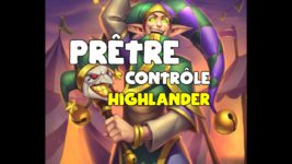 Prêtre contrôle Highlander